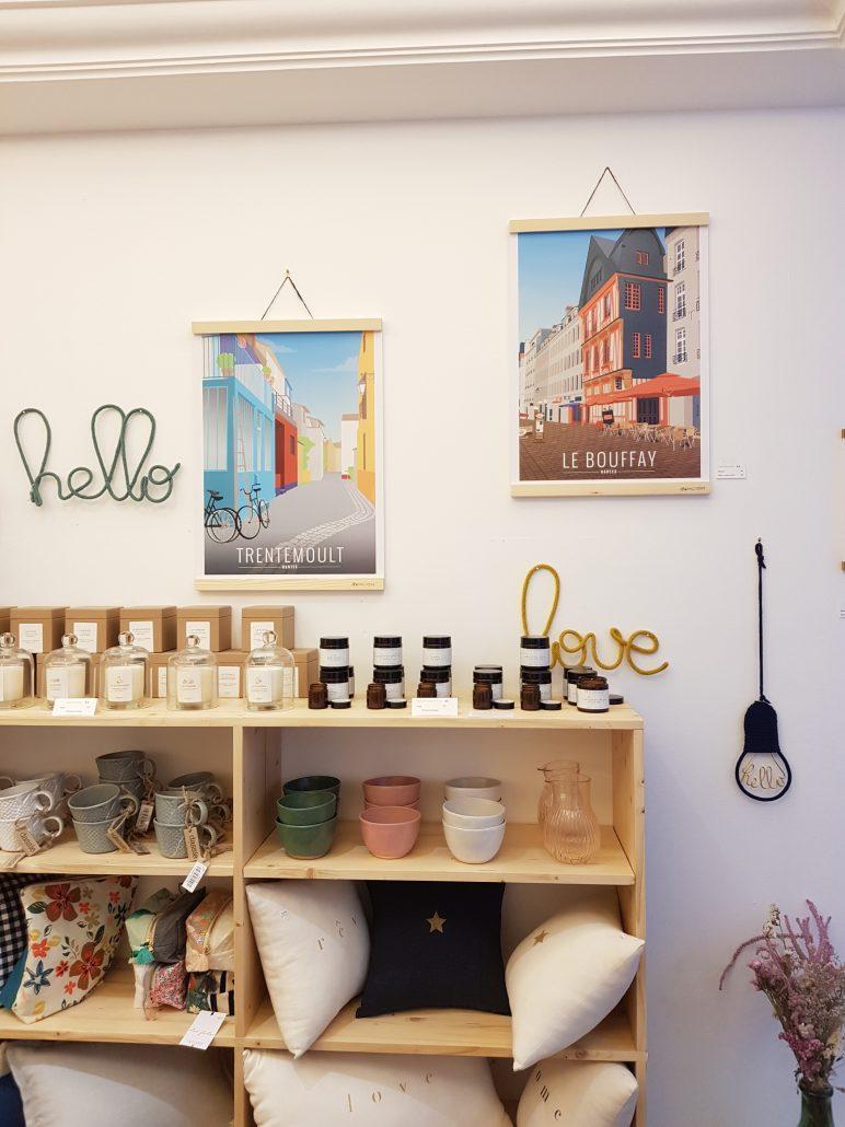 Charlou, Boutique Décoration, Maison, Enfant, Épicerie, Papeterie à Nantes