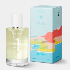 brume parfumée kerzon, soins, charlou, concept store