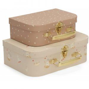 valise, rangement, chambre, enfants, konges slojd, charlou, concept store