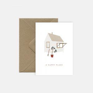 carte postale, michoucas, papeterie, charlou, concept store